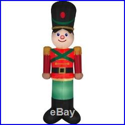 10 FT Christmas Inflatable Toy Soldier Giant 10Ft Airblown Decor
