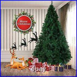 10ft Green Alaskan Pine Artificial Christmas Tree Xmas Home Decoration 300cm 3m