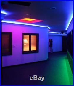 110V 3′-330′ LED Neon Rope Lights Commercial Flex Flexible Tube Sign Decorative