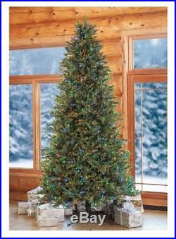 12′ Artificial Pre-Lit LED Christmas Tree EZ CONNECT