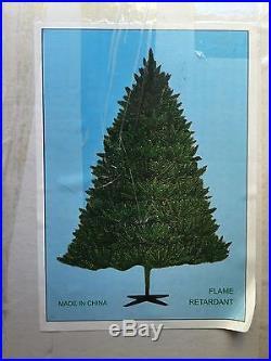 12 Ft Spanish Fir Christmas Tree Artificial, No lights