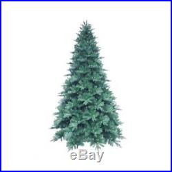 12 ft. Blue Noble Spruce Artificial Christmas Tree with1260 LED