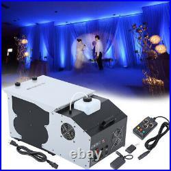 1500W DMX Low Profile Hazer Haze Smoke Fog Machine Theater Stage Effect DJ Party