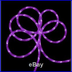 150 ft. Commericial Grade Purple LED Indoor & Outdoor Christmas Rope Lights O