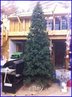 15 ft prelit artificial tree