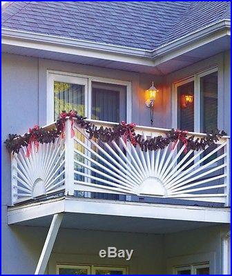 16-Ft. Solar LED Light Garland Holiday Christmas Decor NEW