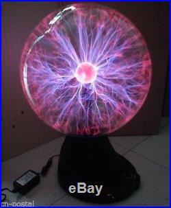16 Plasma Ball Sphere Globe Lightning Lamp Light Fixtures for Party Club Bar