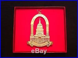 1996 Texas Capitol Annual Christmas Ornament