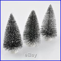 1PC 9.5cm Mini Christmas Tree Festival Party Ornaments Decoration Xmas Gift