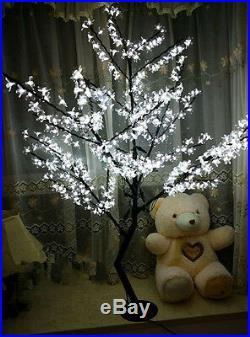 1.5M/5FT height LED Cherry Blossom Tree Wedding Garden Holiday 480pcs Light