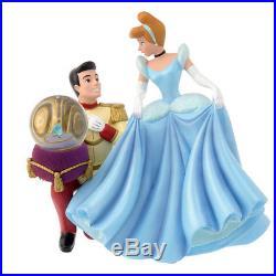 2018 Disney Japan, Snow Globe with music box, Cinderella