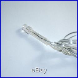 2pcs Blue 100 LED 10M String Fairy Lights Xmas Christmas Party Wedding Decor