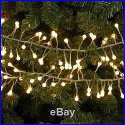 384-720 LEDs BERRY CLUSTER XMAS BALL SHAPE CHRISTMAS LIGHTS FAIRY WARM WHITE