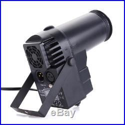 4pack 30W RGBW LED Spotlight Stage Lighting DMX512 6CH DJ Disco Party Christmas