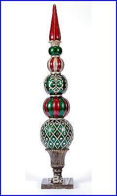 53 Commercial Grade Christmas Ball Ornament Topiary Fiberglass Decoration