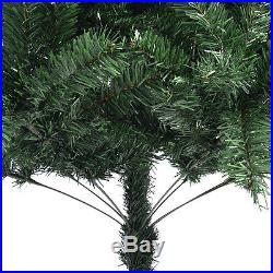 5 Ft Artificial PVC Christmas Tree withStand Holiday Season Indoor Outdoor Green