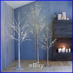5ft LED Tree Holiday Light Decor Indoors Outdoors Christmas Decoration Wreaths