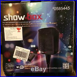 6 outlet SHOW BOX Christmas Light Show Music Control with SMARTPHONE Control NEW – Christmas ...