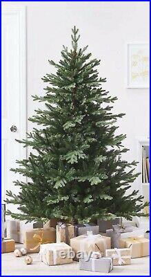 6ft Norwegian Natural Look Artificial Christmas Tree Xmas Festive (I)