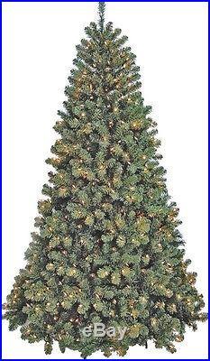 7'0 Noble Fir Tree Clr, No 61770, Santas Forest Inc
