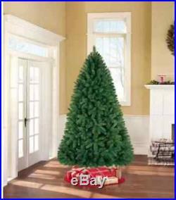 7.5' Donner Fir Artificial Christmas Tree Unlit NEW