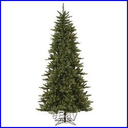 7.5′ Ft. Camdon Slim Holiday Artificial Christmas Tree Warm White LED