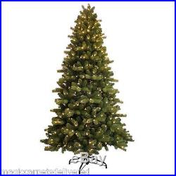 7.5′ GE Just Cut Colorado Spruce Christmas Tree 400 Color Change LED