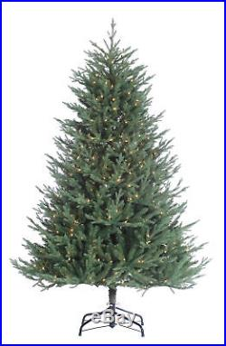 7.5′ Ultra Realistic Christmas Tree with Clear Lights