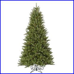 7.5′ x 49 Bradford Pine Artificial Holiday Christmas Tree withMultic-Color Lights