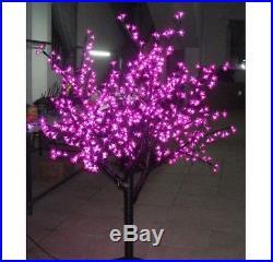 864pcs LED Bulbs LED Cherry Blossom Tree Light Christmas Light 5ft Height Pink