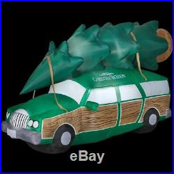 8′ Christmas Vacation Family Truckster Lighted Inflatable Yard Decor IN STOCK