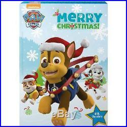 (9,67 EUR/100 g) Adventskalender Paw Patrol Fan Comic Kinderkalender Weihnachten