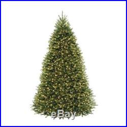 9 Ft McKenney Fir Christmas Tree Pre-Lit Holiday Living 1450 clear lights