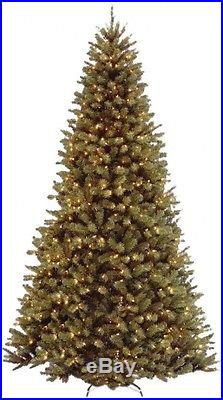 9 Ft. North Valley Spruce Artificial Christmas Tree With 700 Clear Lights New