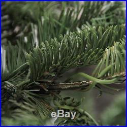 9′ Layered Noble Fir Artificial Christmas Tree Unlit