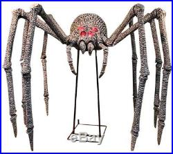 9 ft. Gargantuan Spider Halloween Outdoor Big Decoration House Decor Prop NEW