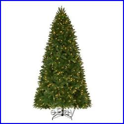 9 ft. Pre-Lit LED Sierra Nevada Artificial Christmas Tree with Color Changing