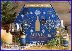ALDI Festive Collection Wine Advent Calendar Holiday Countdown 24 Bottles 2019