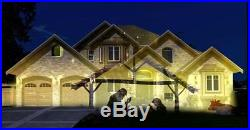 ANIMATED CHRISTMAS HOUSE HD OUTDOOR PROJECTOR w VIDEOS HOLY NATIVITY Yard Decor