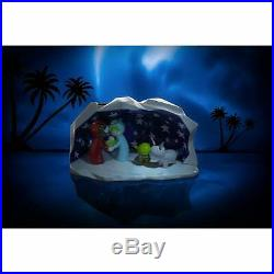 Alessi Happy Eternity Baby Nativity Set