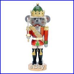 Alexander Taron 32-534 Mouse King Nutcracker
