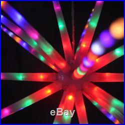 Alion Home Shooting Star Meteor Ball 3ft Diameter 160LED with 20 Light Tubes