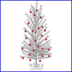 Aluminum Christmas Tree Retro Mid Century Modern Decor