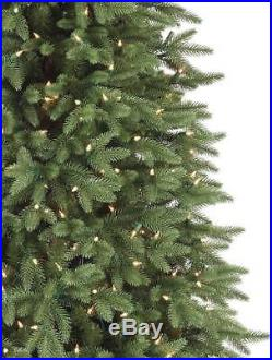 BALSAM HILL STRATFORD SPRUCE Christmas Tree Clear Light