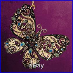 Baldwin Brass/Chemart Butterfly Ornament #50719