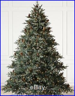 Balsam Hill 7.5 Ft Christmas Tree (OPEN BOX) Aspen Fir Clear LED Lights