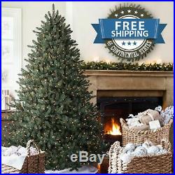 Balsam Hill Artificial Christmas Tree Winter Decoration Vintage Modern Xmas Tall