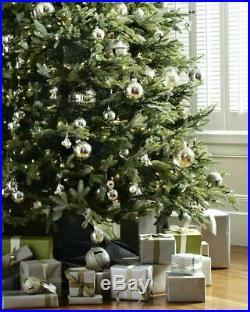 Balsam Hill BH Balsam Fir Most Realistic Artificial Christmas Tree 7.5 Ft