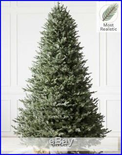 Balsam Hill BH Balsam Fir Tree 7.5′ High Full 60 Wide Unlit