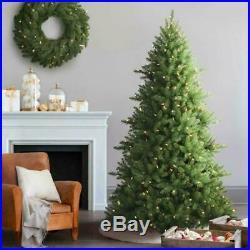 Balsam Hill Berkshire Mountain Fir Prelit Artificial Christmas Tree, 6.5 Feet, C